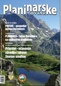 Planinarske novine broj 10